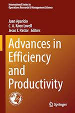 Advances in Efficiency and Productivity (INTERNATIONAL SERIES IN OPERATIONS RESEARCH & MANAGEMENT SCIENCE, nr. 249)