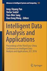Intelligent Data Analysis and Applications (Advances in Intelligent Systems and Computing, nr. 535)