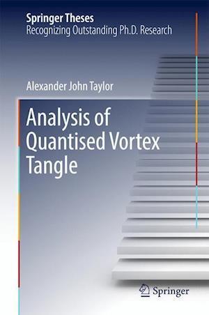 Bog, hardback Analysis of Quantised Vortex Tangle af Alexander John Taylor