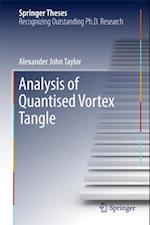 Analysis of Quantised Vortex Tangle af Alexander John Taylor