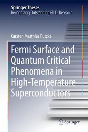 Bog, hardback Fermi Surface and Quantum Critical Phenomena of High-Temperature Superconductors af Carsten Matthias Putzke