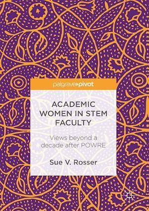 Bog, hardback Academic Women in Stem Faculty af Sue V. Rosser