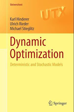Bog, paperback Dynamic Optimization af Karl Hinderer