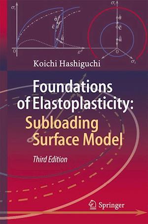 Bog, hardback Foundations of Elastoplasticity: Subloading Surface Model af Koichi Hashiguchi