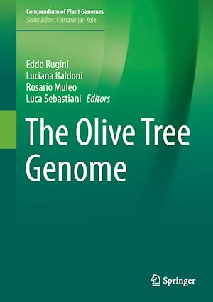 Bog, hardback The Olive Tree Genome