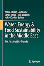 Water, Energy & Food Sustainability in the Middle East af Adnan Badran