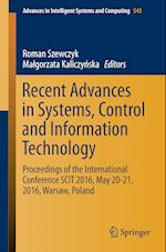 Recent Advances in Systems, Control and Information Technology (Advances in Intelligent Systems and Computing, nr. 543)