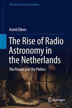 Rise of Radio Astronomy in the Netherlands