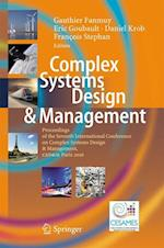 Complex Systems Design & Management : Proceedings of the Seventh International Conference on Complex Systems Design & Management, CSD&M Paris 2016