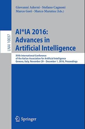 AI*IA 2016 Advances in Artificial Intelligence