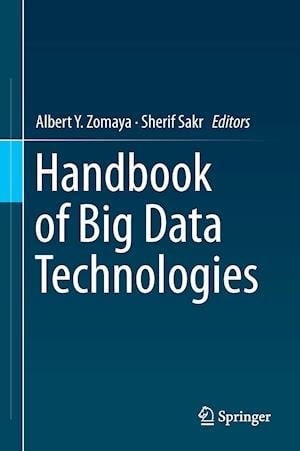 Bog, hardback Handbook of Big Data Technologies