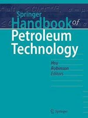 Bog, hardback Springer Handbook of Petroleum Technology