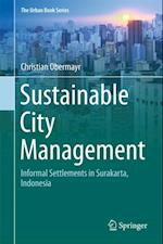 Sustainable City Management af Christian Obermayr