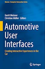 Automotive User Interfaces (Human-Computer Interaction Series)