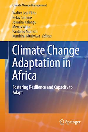 Bog, hardback Climate Change Adaptation in Africa : Fostering Resilience and Capacity to Adapt