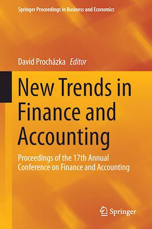 Bog, hardback New Trends in Finance and Accounting : Proceedings of the 17th Annual Conference on Finance and Accounting