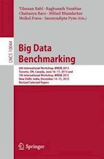 Big Data Benchmarking (Lecture Notes in Computer Science, nr. 10044)
