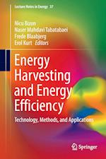 Energy Harvesting and Energy Efficiency : Technology, Methods, and Applications