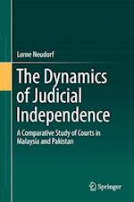 The Dynamics of Judicial Independence : A Comparative Study of Courts in Malaysia and Pakistan