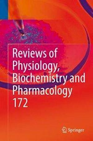 Bog, hardback Reviews of Physiology, Biochemistry and Pharmacology, Vol. 172