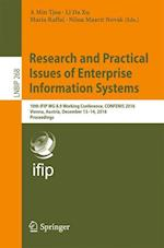 Research and Practical Issues of Enterprise Information Systems (Lecture Notes in Business Information Processing, nr. 268)