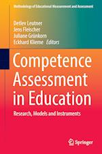 Competence Assessment in Education (Methodology of Educational Measurement and Assessment)