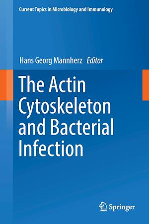 Bog, hardback The Actin Cytoskeleton and Bacterial Infection