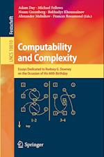 Computability and Complexity (Lecture Notes in Computer Science, nr. 1001)