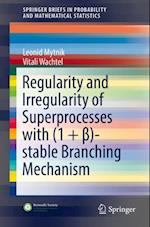 Regularity and Irregularity of Superprocesses with (1 + )-stable Branching Mechanism (SpringerBriefs in Probability and Mathematical Statistics)