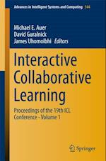 Interactive Collaborative Learning (Advances in Intelligent Systems and Computing)