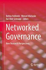 Networked Governance : New Research Perspectives