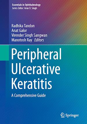 Bog, hardback Peripheral Ulcerative Keratitis af Radhika Tandon