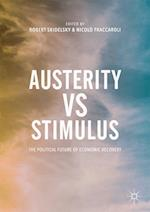 Austerity vs Stimulus