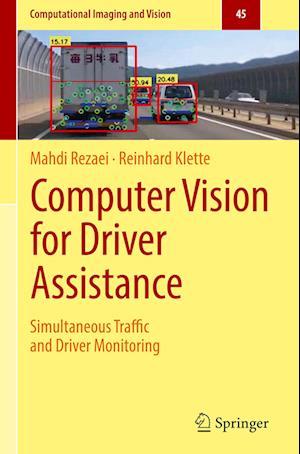 Bog, hardback Computer Vision for Driver Assistance af Reinhard Klette