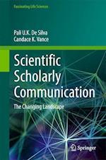 Scientific Scholarly Communication (Fascinating Life Sciences)