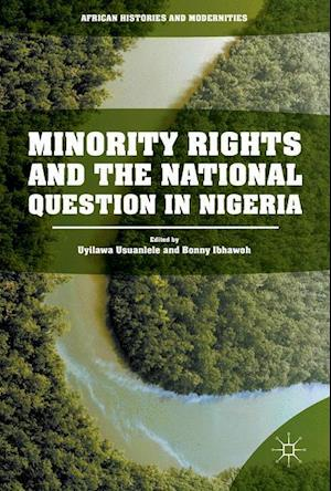 Bog, hardback Minority Rights and the National Question in Nigeria