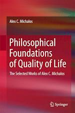 Philosophical Foundations of Quality of Life