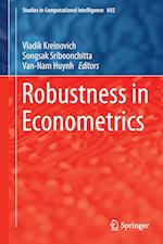 Robustness in Econometrics (Studies in Computational Intelligence, nr. 692)
