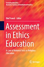 Assessment in Ethics Education : A Case of National Tests in Religious Education