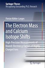 Electron Mass and Calcium Isotope Shifts af Florian Kohler-Langes