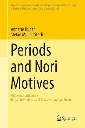 Bog, hardback Periods and Nori Motives af Stefan Muller-Stach