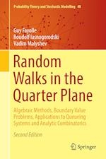Random Walks in the Quarter Plane : Algebraic Methods, Boundary Value Problems, Applications to Queueing Systems and Analytic Combinatorics