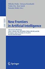 New Frontiers in Artificial Intelligence (Lecture Notes in Computer Science, nr. 1009)