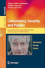 Concurrency, Security, and Puzzles : Essays Dedicated to Andrew William Roscoe on the Occasion of His 60th Birthday