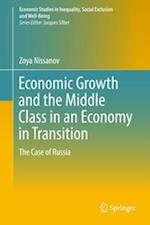 Economic Growth and the Middle Class in an Economy in Transition : The Case of Russia