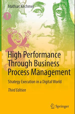Bog, hardback High Performance Through Business Process Management