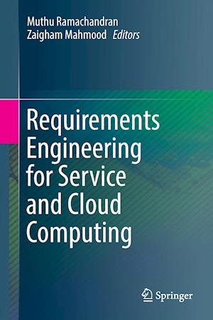 Bog, hardback Requirements Engineering for Service and Cloud Computing