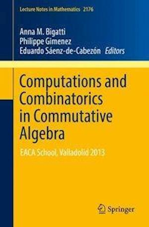 Computations and Combinatorics in Commutative Algebra : EACA School, Valladolid 2013