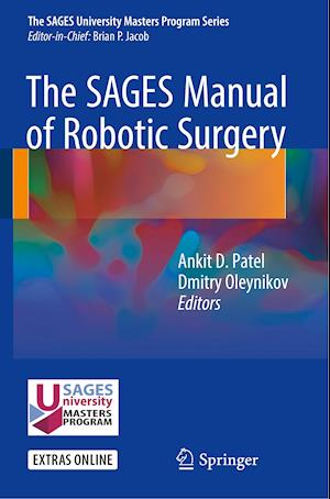 Bog, ukendt format The SAGES Manual of Robotic Surgery af Ankit Patel