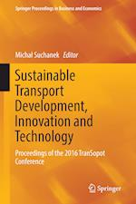 Sustainable Transport Development, Innovation and Technology (Springer Proceedings in Business and Economics)